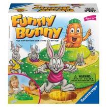 Ravensburger Funny Bunny - Juegos Para Niños
