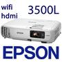 Proyectores Epson X24 Xga De 3500 Lumenes Hdmi Wifi Maletin