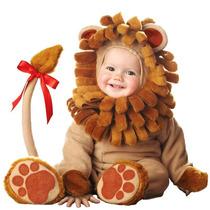 Disfraz De Leon Bebe Primavera Animales 0 A 24 Meses