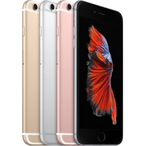 Apple Iphone 6s Plus 64gb 4g Lte 12mp Pantalla 3d Touch 4k