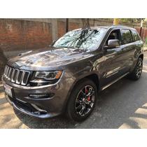 Grand Cherokee Srt8 Nueva Impecable Jeep 2015