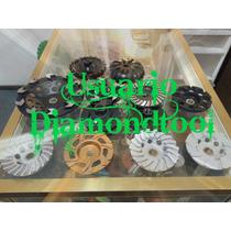 Copas De Diamante Para Marmol Granito Concreto Asfalto Ladri