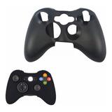 2 Fundas De Silicon Protector Control Xbox 360 Y 4 Grips