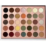 Paletas De Sombras Para Ojos Maquillaje 35 Tonos 01 /c