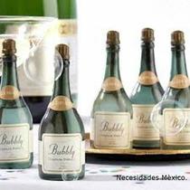 10 Burbujeros Para Boda,champagne, Burbuja,novios,fiesta