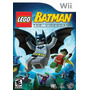 Lego Batman The Videogame Nintendo Wii Nuevo