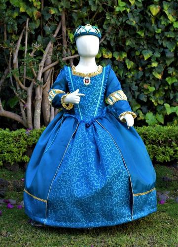 Disfraz Vestidos Princesas Disney Premium Talla 10 12 Años