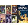 Paquete De 7 Libros De Harry Potter Nuevos En Espa�ol