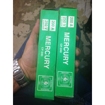 Fusible 200 Amperes 250 Volts Mercury