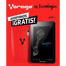 Tablet Vorago Pad-101 7 Android4.2 Ram1gb 8gb Dualcam