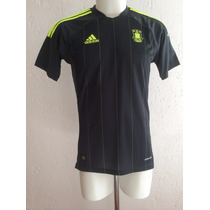Jersey Brondby Dinamarca Visita Temporada 2011-2012 Adidas