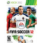 Ffia Soocer 12 Para Xbox 360