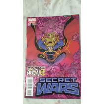Secret Wars #1 Al 3 N Español Portadas Variantes - Wolverine