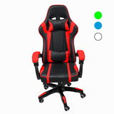Silla Gamer Gaming Consola Pc Ergonomica Reclinable Buen Fin