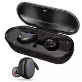 V5.0 Audífonos Bluetooth Contr Agua Touch AirPods C/ Estuche