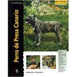 Exc - Perro De Presa Canario Libro