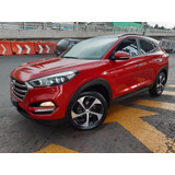 Hyundai Tucson Limited Tech 2016