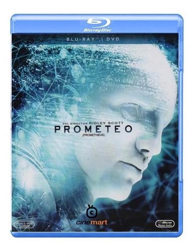 Prometeo Pelicula Bluray + Dvd