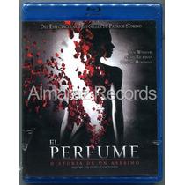 El Perfume Historia De Un Asesino Blu-ray
