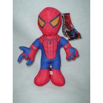 Spiderman Niño Original De 23cms De Alto Nuevo