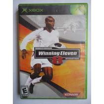 Winning Eleven 8 Para Xbox Clasico Gran Juego De Futbol Pes