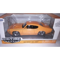 Pontiac Gto The Judge 1969 Jada Toys 1/24
