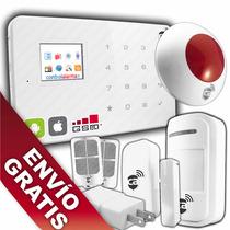 Alarma Digital Gsm Inalambrica Seguridad Casa Negocio App