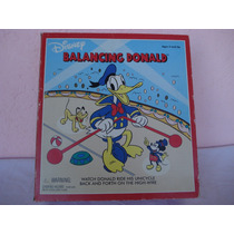 Disney Balancing Donal,pato Donald ,schylling