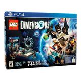 Lego Dimensions Starter Pack Ps4 Playstation 4 Envio Gratis