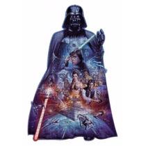16158 Star Wars Silueta Rompecabezas Ravensburger 1098 Pzs