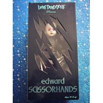 Living Dead Dolls - Edward Scissorhands - Envio Gratis