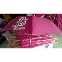 Paraguas/sombrilla Personalizado Para Recuerdo, Publicidad