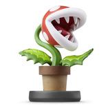 Amiibo Piranha Plant Super Smash Bros. (en D3 Gamers)