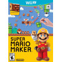 Super Mario Maker - Nintendo Wii U Fgk Msi