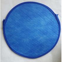 Tortillero Capitonado Azul Rey Tela No Tejida 10 Piezas