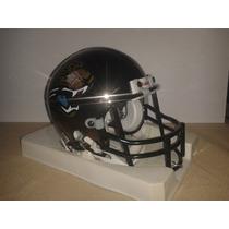 Mini Casco Nfl Cromado Riddell Jacksonville Jaguars