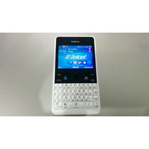 Nokia Asha 210.5 Color Blanco