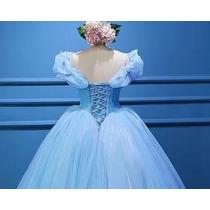 4ddb623a1 Vestidos Xv Años Quinceaños 15 Años Cenicienta Cinderella en venta ...