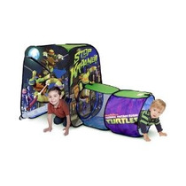 Playhut Teenage Mutant Ninja Turtles Aventura Hut Tienda