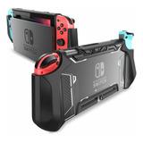 Funda Para Consola Nintendo Switch Y Mando Joy-con
