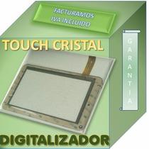 Cristal Touch Para Tablet Fpc-tp070215(708b)-00 Aoc