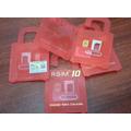 Rsim 10 Original Libera Desbloquea Gevey Ios Iphone 5 6 Plus
