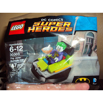 Lego Joker Bumper Car, Carro Chocon Del Jocker