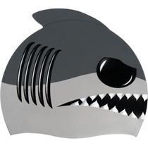 Gorras Para Natación Modelo Animals, Estilo Tiburon