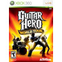 Guitar Hero World Tour Xbox 360 Seminuevo Solo En Igamers