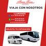 *** Anais Tours *** Renta De Autobuses Y Camionetas