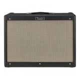 Amplificador Fender Hot Rod Deluxe Iv 40w Valvular Negro 110v