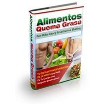 Libro Sistema Quemar Grasa Con Alimentos