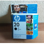 Cartucho Hp 20 Original
