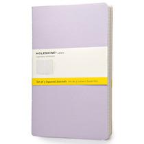 Libreta Grande Pasteles Cuadros Moleskine Cuaderno